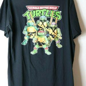 Teenage Mutant Ninja Turtle T Shirt Men's Size XL